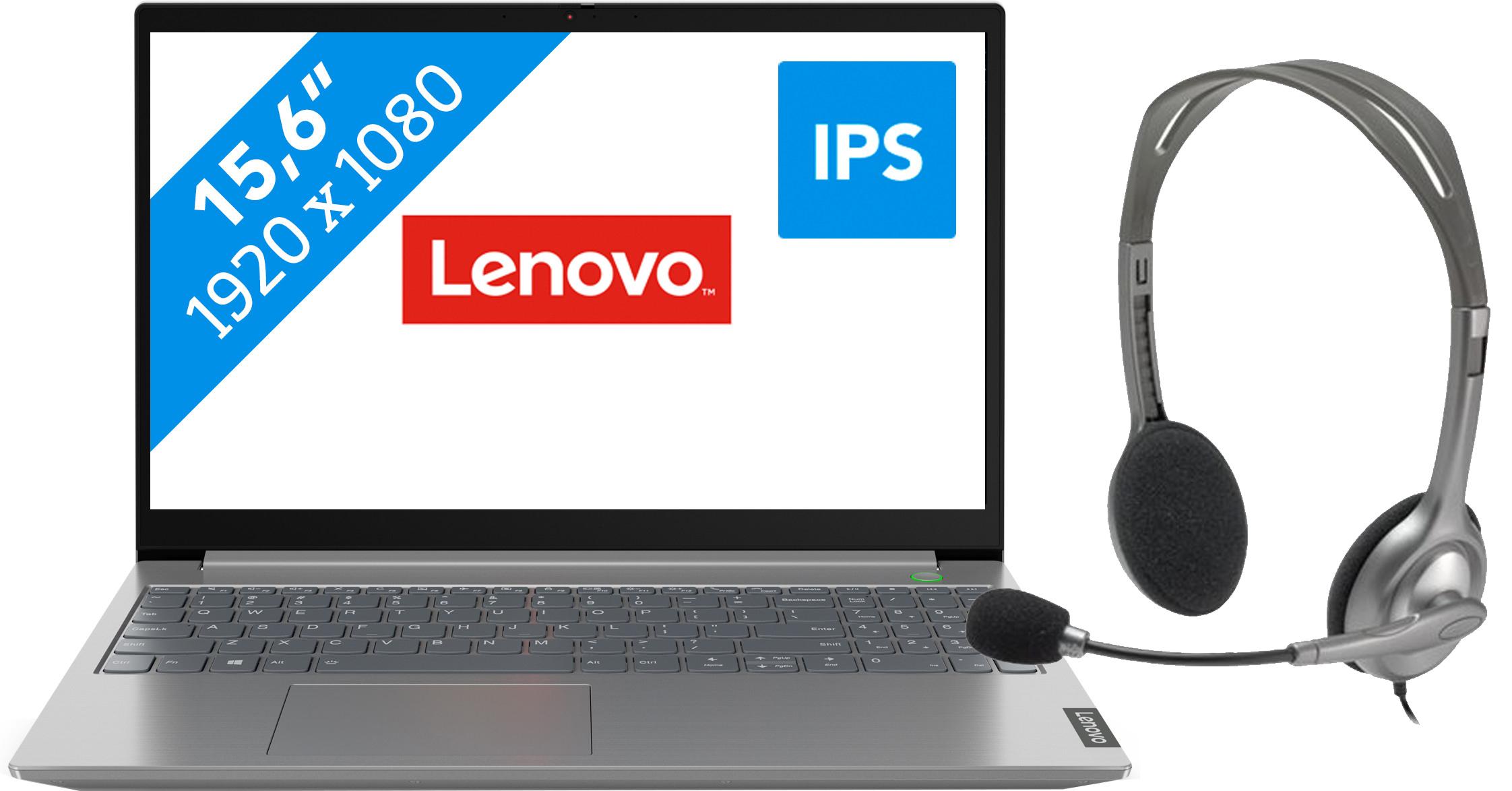 Thuiswerkpakket - Lenovo Thinkbook 15 (20RW006QMH)