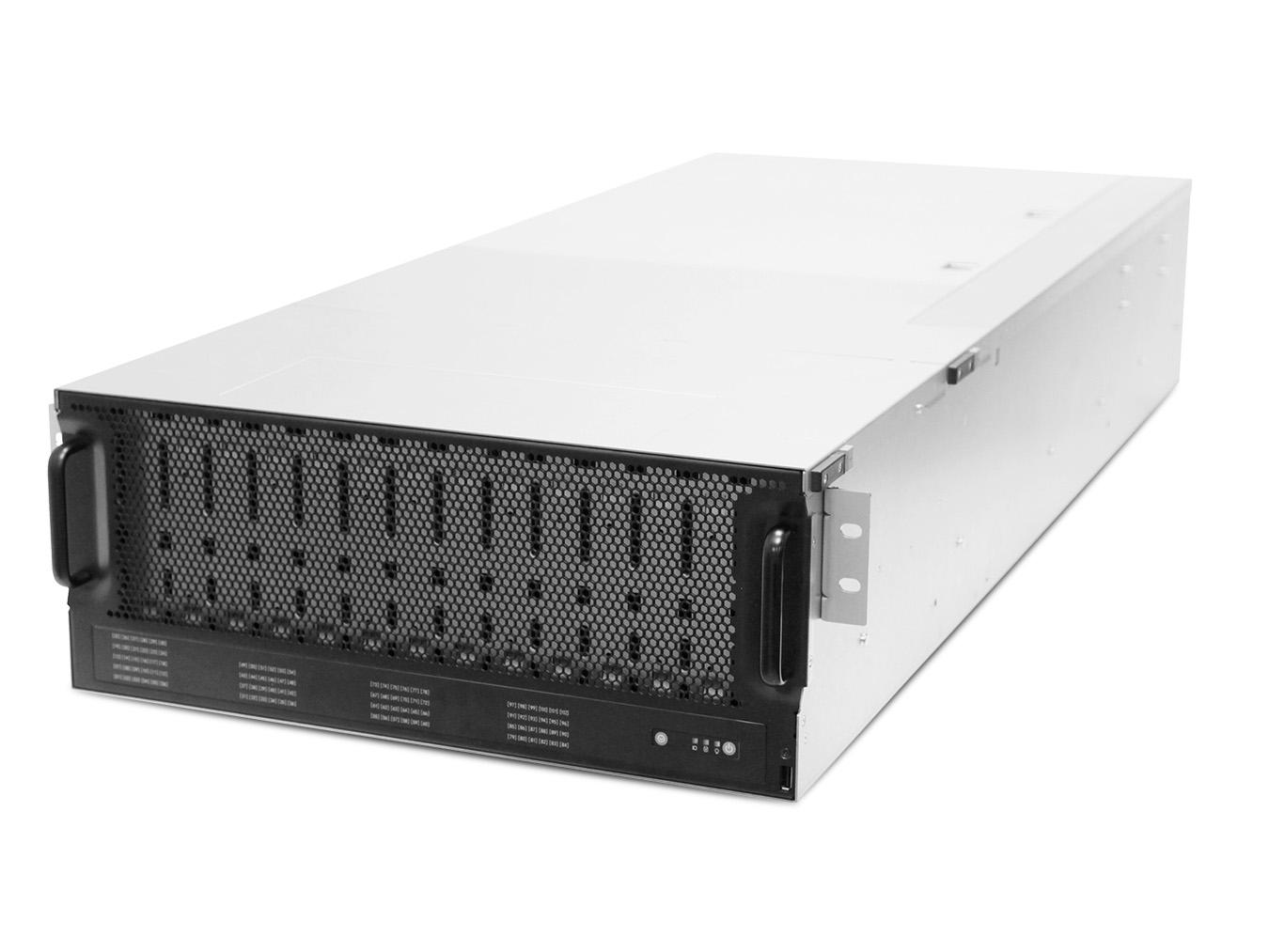 4U 102 3.5inch bays Storage Server v2