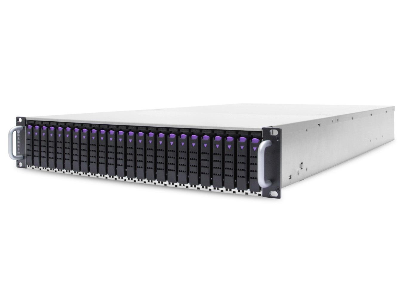 AIC HA202-PH XP1-A202PH03 2U 24-Bay NVMe Storage Server