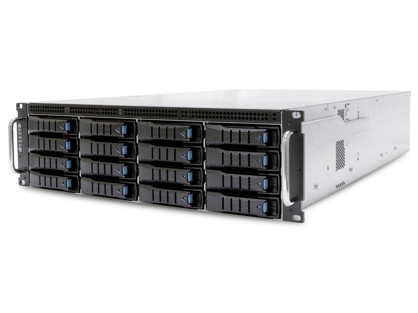 AIC SB302-LB XP1-S302LB01 3U 16-Bay Storage Server