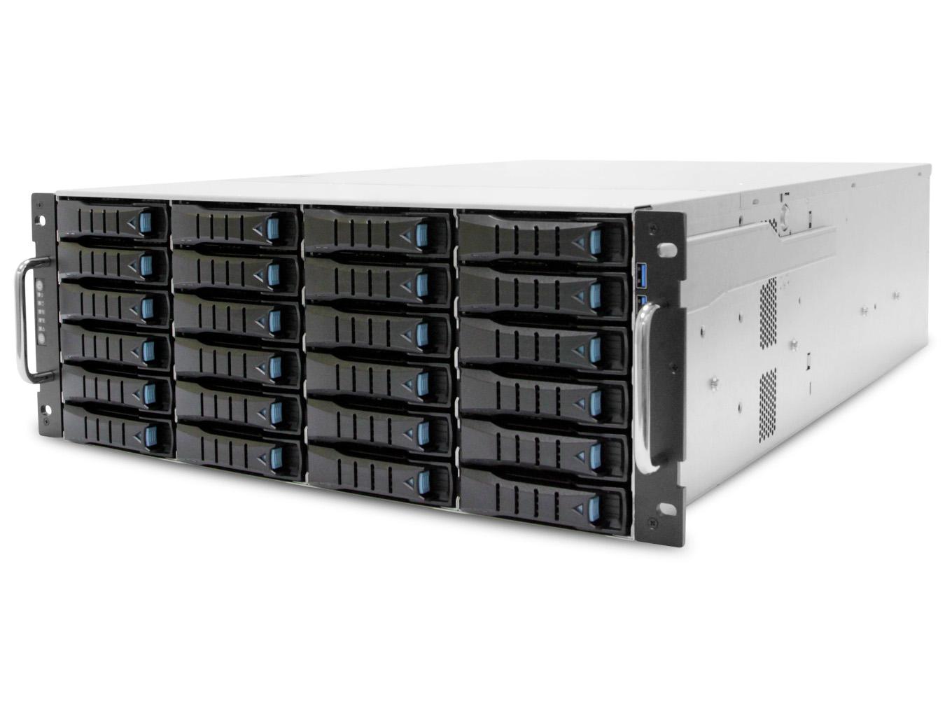 AIC SB401-VG XP1-S401VG01 4U 24-Bay Storage Server