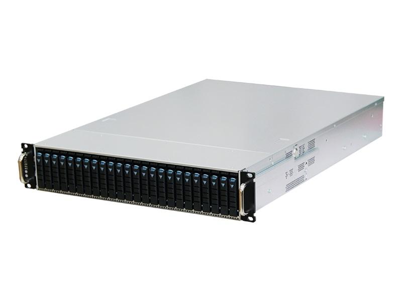 AIC RSC-2AT XE1-2AT01-02 2U 24-bay Storage Server Chassis