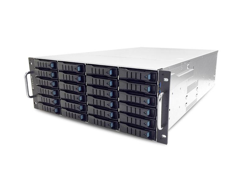 AIC RSC-4BT XE1-4BT00-01 4U 36-bay Storage Server Chassis