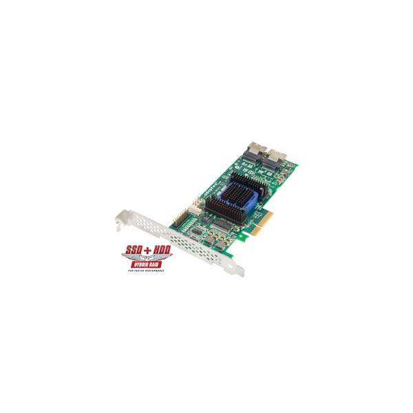 Adaptec SAS RAID 6805E Controller Single 8-Port internal