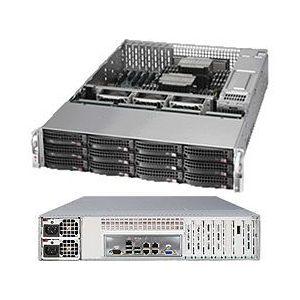 Supermicro 2U SuperStorage Server 6027R-E1R12N