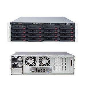 Supermicro 3U SuperStorage Server 6037R-E1R16N