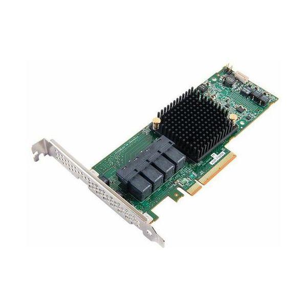 Adaptec SAS RAID 71605E Controller Single 16-Port internal