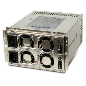 Zippy MRW-5450V4V 450W EPS12V w/Fan Control