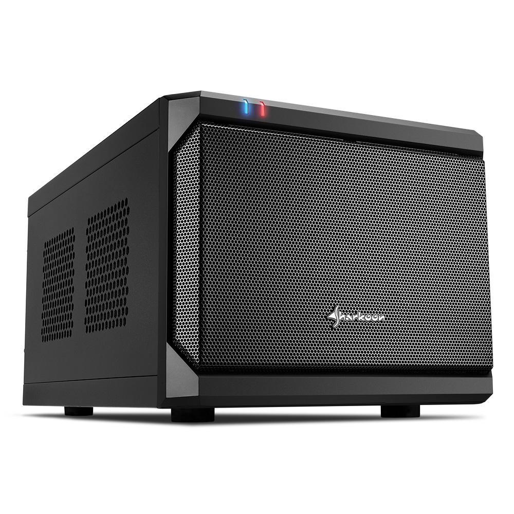 ServerDirect Tower Server, 1x 4TB Storage, 1x Intel I7-7700, 12GB DDR4 memory, Dual GbE LAN, Single PSU