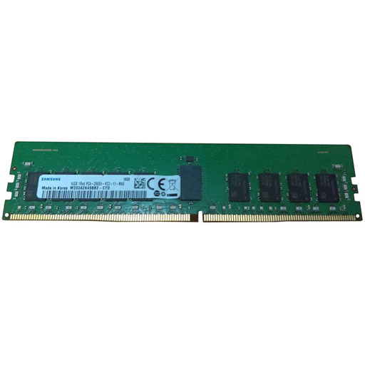 Samsung 16GB DDR4 DIMM 2666MHz Registered ECC 1.2 Volt