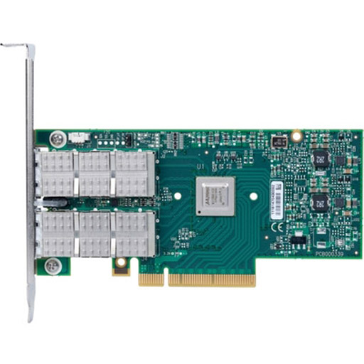 Mellanox ConnectX-3 Pro Dual-Port 40/56 Gigabit Ethernet Adapters SFP+ with PCI Express 3.0