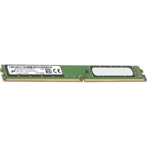 Micron 16GB DDR4-2400 2RX8 ECC VLP UDIMM