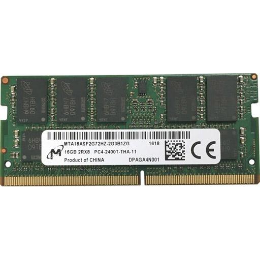 Micron 16GB DDR4-2400 2RX8 ECC SODIMM