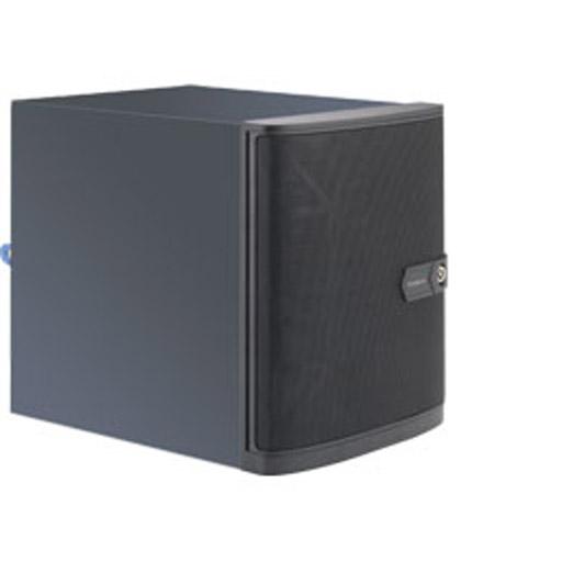 """Supermicro Compact 4x 3.5"""" Bays SuperServer Barebone 5028L-TN2"""