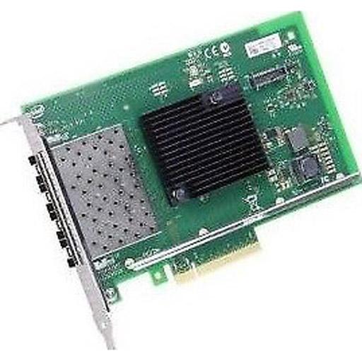 Intel 10Gigabit Ethernet Card for Server - PCI Express 3.0 x8 - 4 Port(s) - Optical Fiber - OEM