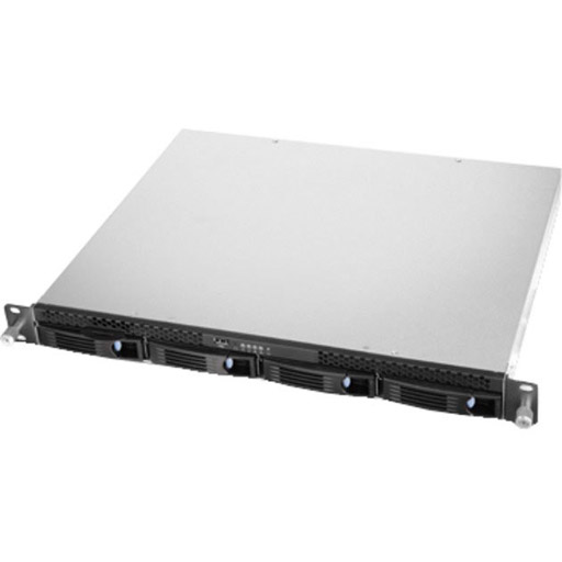 Chenbro 1U 4-bay NAS Server Chassis