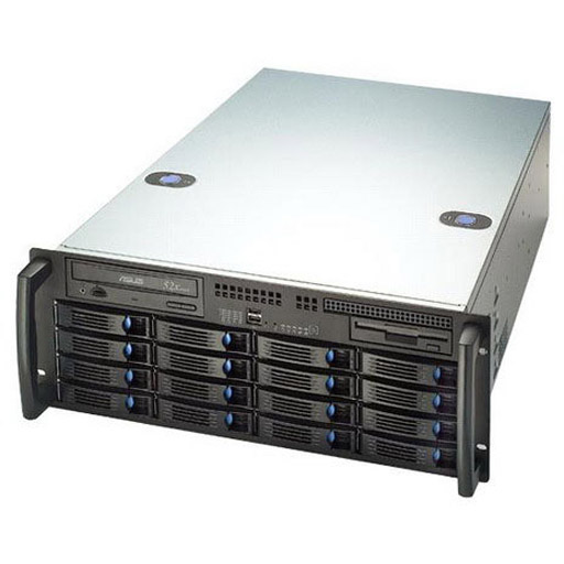 Chenbro 4U 16-bay Storage Server Chassis