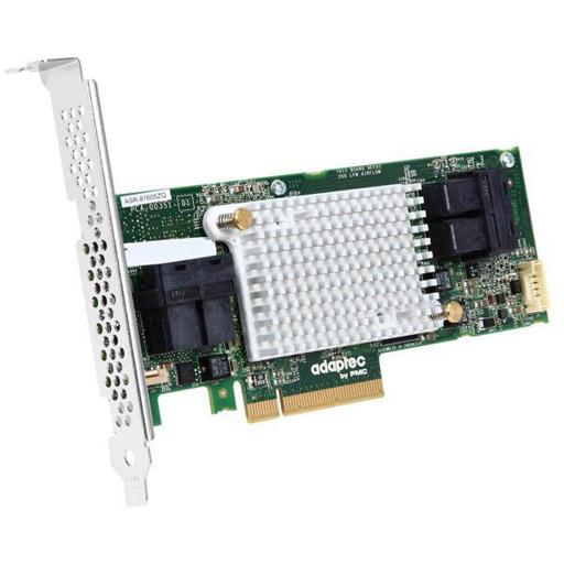 Adaptec 81605ZQ 12Gb/s RAID Adapter 16 port Int MiniSAS HD SFF-8643