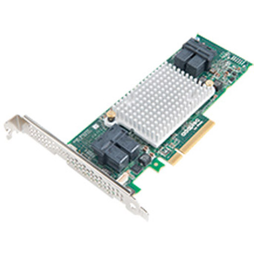 Adaptec 81605Z 12G RAID Adpater 16 port Int MiniSAS HD SFF-8643