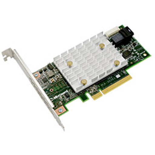 Adaptec 1100-4i 12Gb/s HBA Adapter 4 port Int MiniSAS HD SFF-8643