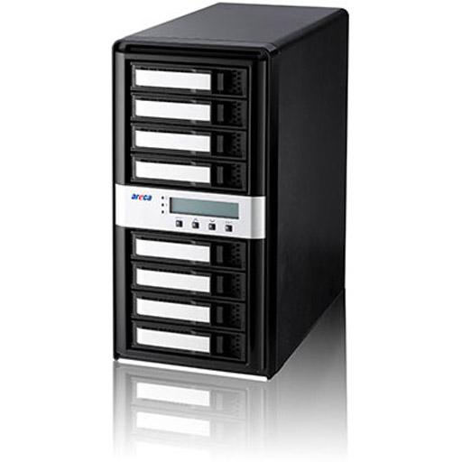Areca Desktop RAID 2x 20Gb/s Thunderbolt 2
