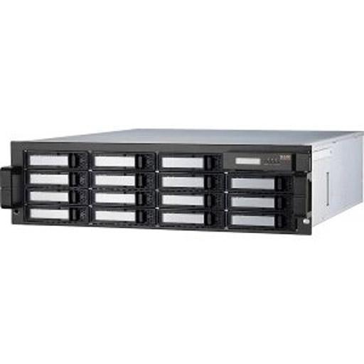Areca RAIDdeluxe f. 16x SATA HDD,4xGbE iSCSI, 6Gb/s eSATA,5Gb/s USB 3.0, 2x400W PSU,3U