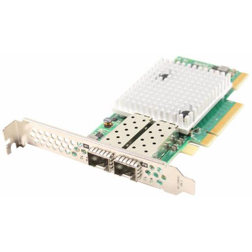 Flareon Dual-Port 10GbE PCIe 3.0 x8 LP SFP/SFP+