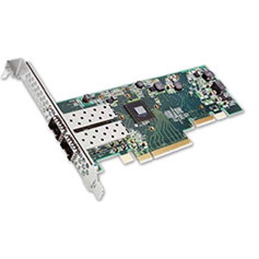 Flareon Ultra Dual-Port 10GbE PCIe 3.1 x8 LP SFP/SFP+