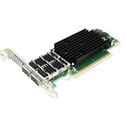 Flareon Ultra Dual-Port 40GbE PCIe 3.1 x16 LP QSFP+