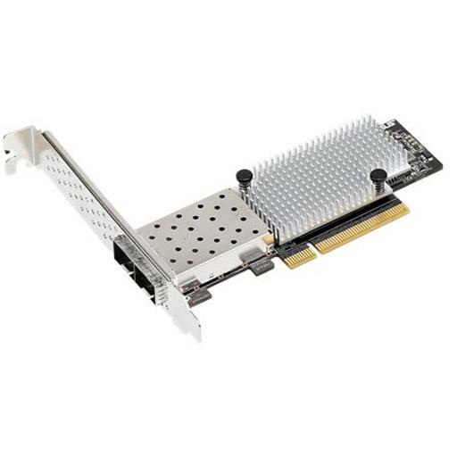 ASUS PEI-10G/82599-2S Dual-port, 10GbE, PCIe 2.0 x8 LP, SFP+
