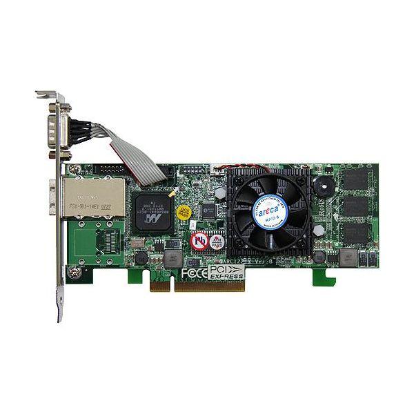 Areca SATA RAID ARC 1211x Controller 4-Port external