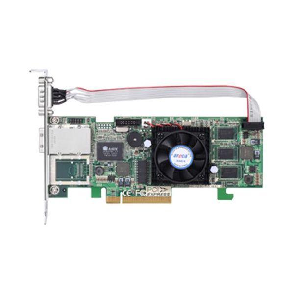 Areca SATA RAID ARC 1212x Controller 4-Port external