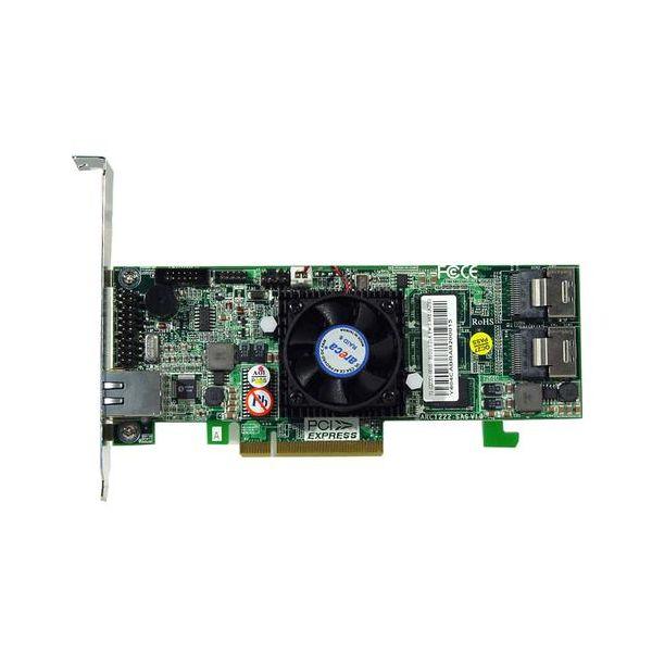 Areca ARC-1222 - storage controller (RAID) - SATA 3Gb/s / SAS - PCIe x8