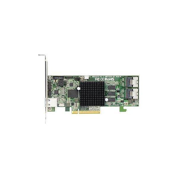 Areca ARC-1224-8I - storage controller (RAID) - SATA 6Gb/s / SAS 6Gb/s - PCIe 2.0 x8