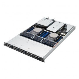 Asus 1U Server, 8x 2.5 inch, 2x Intel Xeon E5-2620 V4, 2x 8GB, 1x 250GB SSD, Redundant PSU