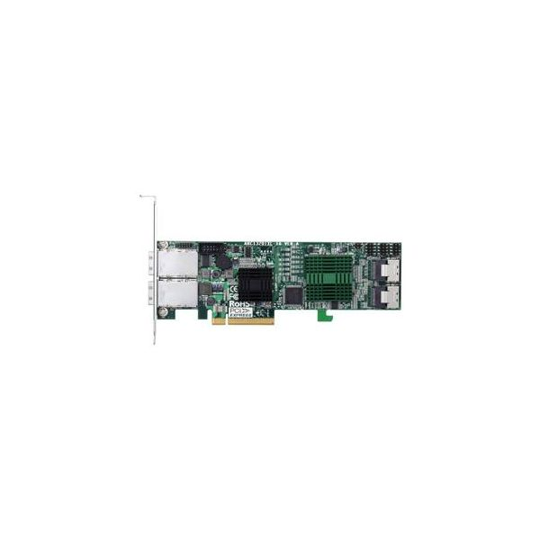 Areca SAS RAID ARC-1320ix-16 Controller 16-Port internal 8-Port