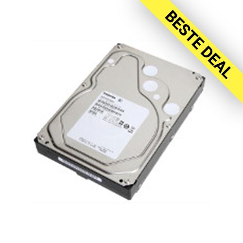 Toshiba E-Capacity HDD 4TB 3.5 7.2k SATA 6G 512e