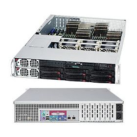 Supermicro 2U AMD SuperServer AS-2042G-6RF Quad/4-way AMD Optero