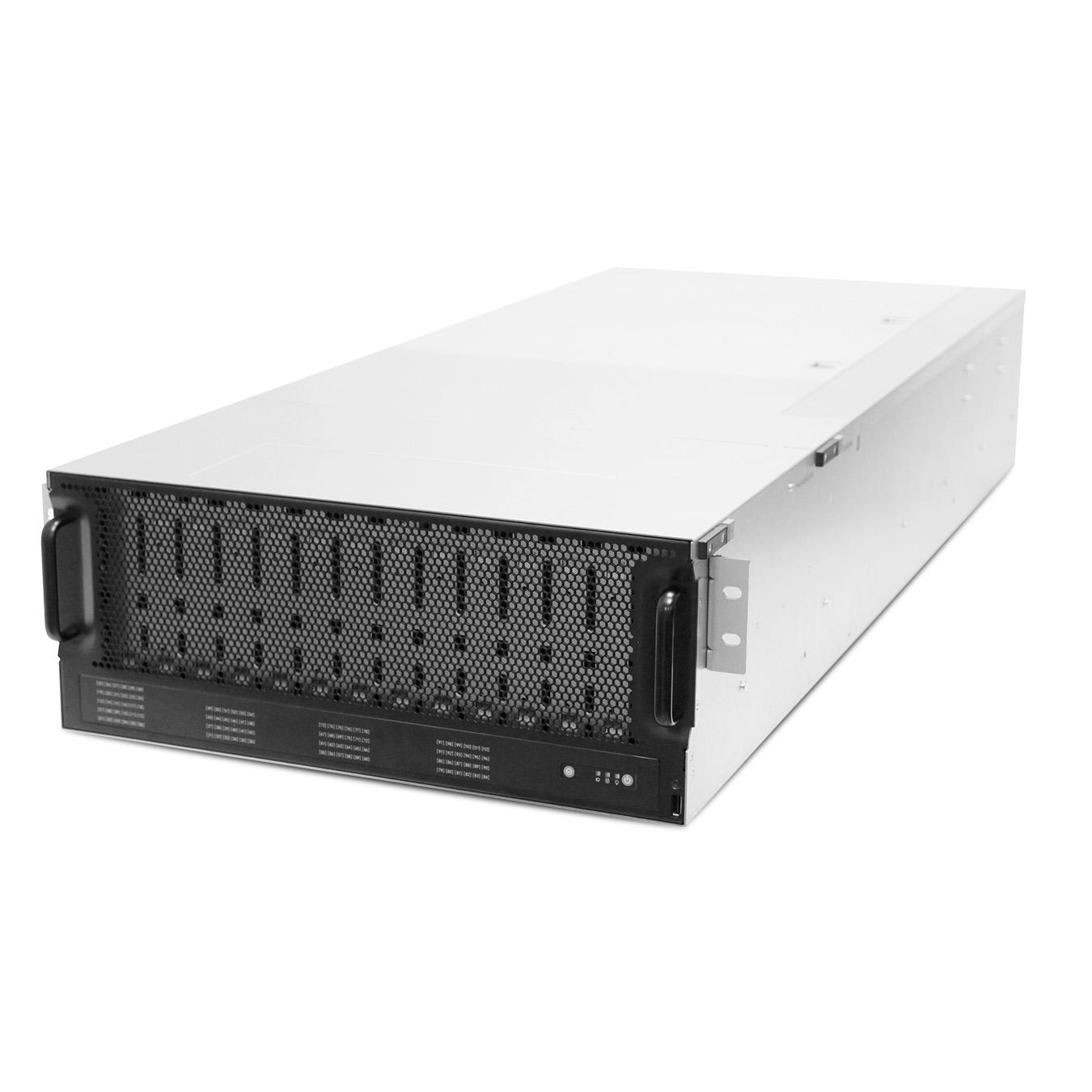 4U 102 3.5inch bays Open-E Storage Server v2