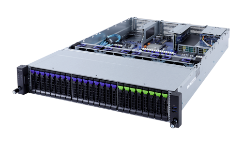 GIGABYTE Intel Barebone R282-N80