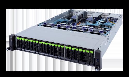 GIGABYTE Intel Barebone R282-NO0