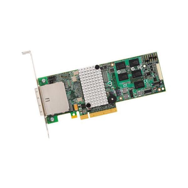 3ware SAS RAID 9750-8E Controller Kit 8-Port external