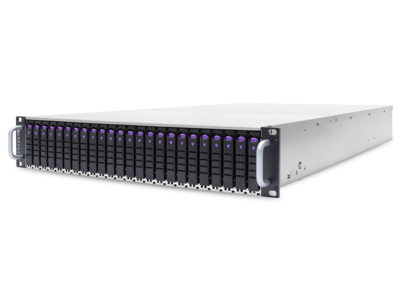 AIC HA202-PH XP1-A202PH01 2U 24-Bay NVMe Storage Server