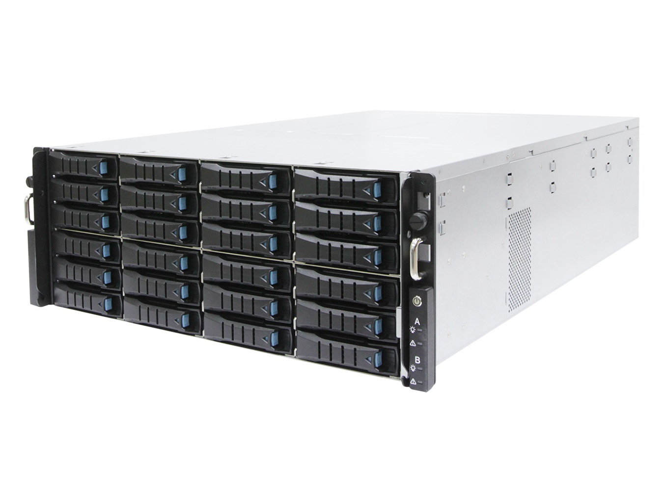 AIC HA401-LB XP1-A401LB02 4U 24-Bay Storage Server