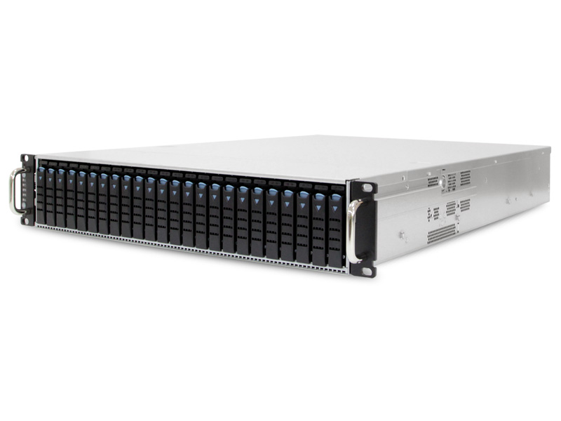 AIC SB201-LB XP1-S201LB01 2U 24-Bay Storage Server Barebone