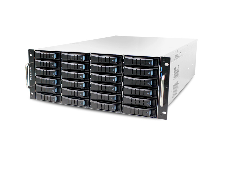 AIC SB401-LB XP1-S401LB01 4U 24-Bay Storage Server