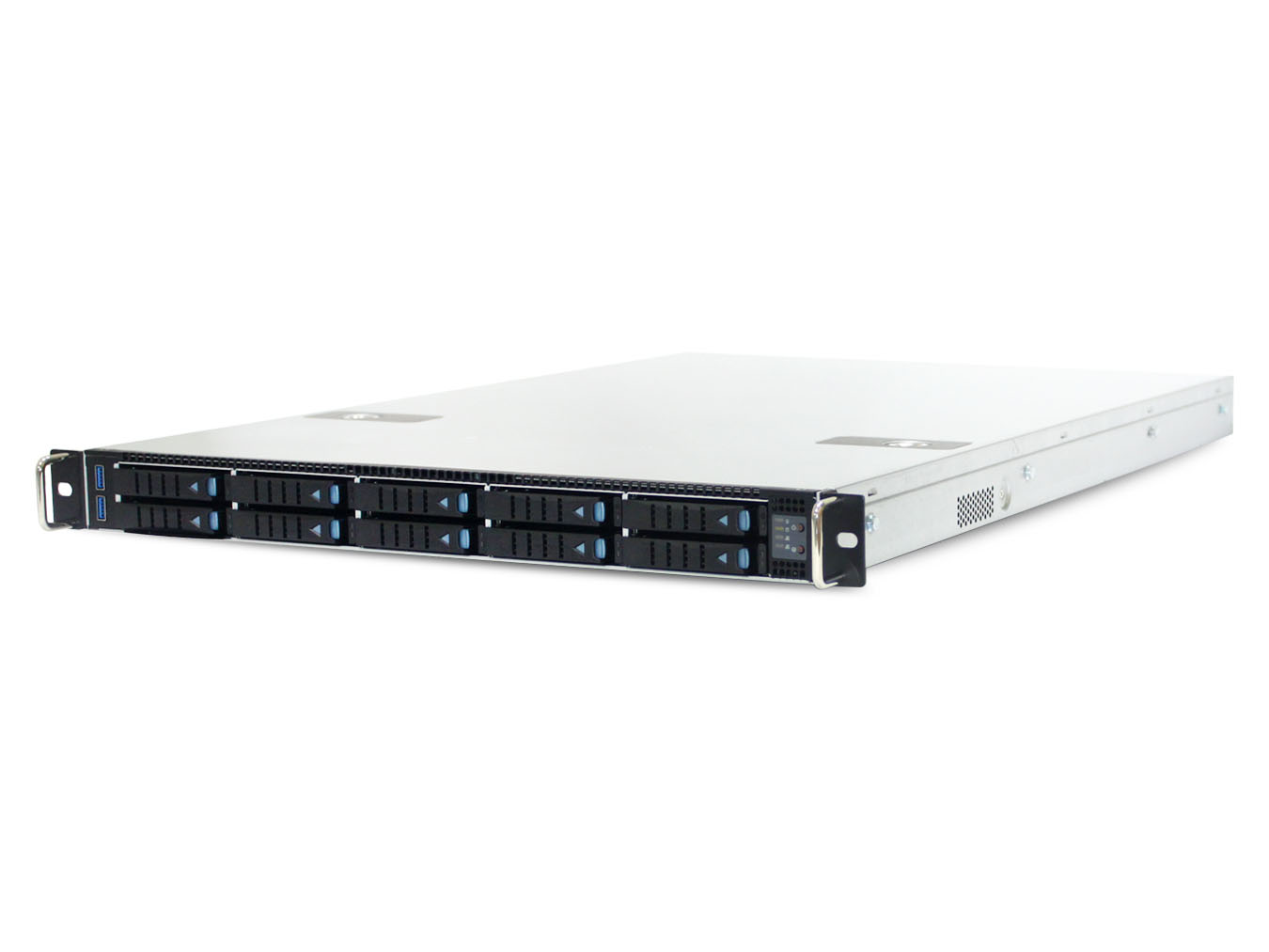 AIC SB102-SP XP1-S102SP03 1U 10-Bay Storage Server