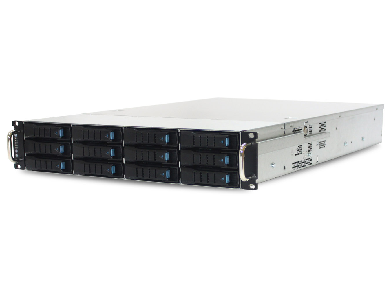AIC SB202-SP XP1-S202SP05 2U 12-Bay Storage Server