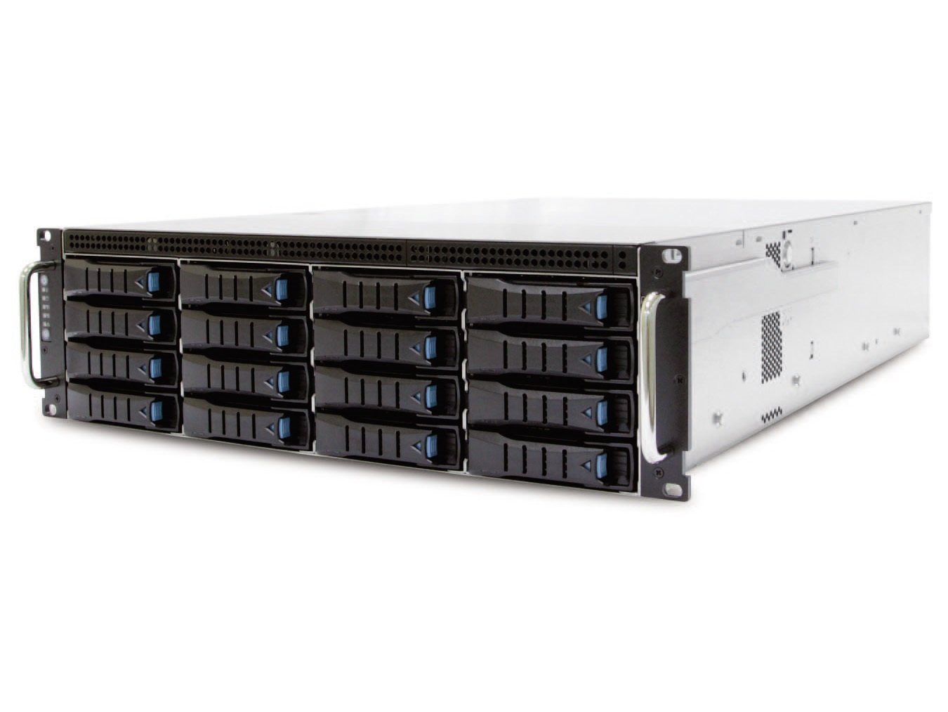 AIC RSC-3ET XE1-3ET00-03 3U 16-bay Storage Server Chassis