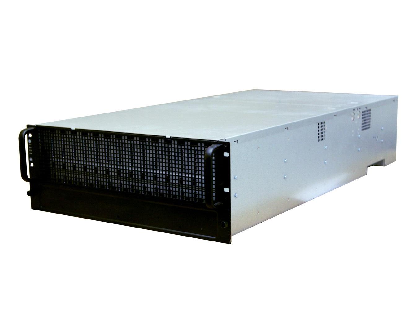 AIC J4060-01 XJ1-40601-04 4U 60-Bay 12Gb/s SAS JBOD